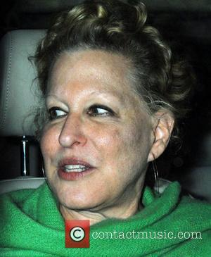 Bette Midler leaving Orso restaurant West Hollywood, California - 03.02.09