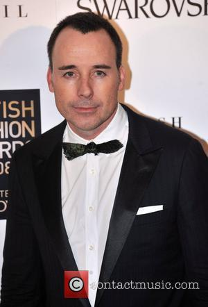 David Furnish  British Fashion Awards held at Lawrence Hall  London, England - 25.11.08