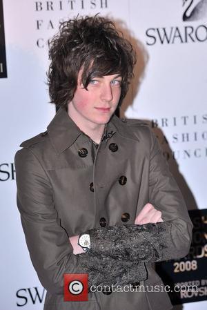 George Craig  British Fashion Awards held at Lawrence Hall  London, England - 25.11.08