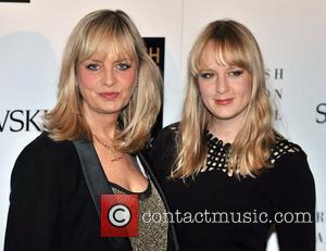 Twiggy Lawson  British Fashion Awards held at Lawrence Hall  London, England - 25.11.08