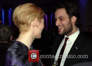 Tilda Swinton and Boyfriend Sandro Kopp
