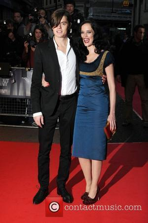 Sam Riley and Eva Green The Times BFI London Film Festival - 'Franklyn' - Arrivals London, England - 16.10.08
