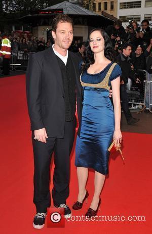 Marton Csokas and Eva Green