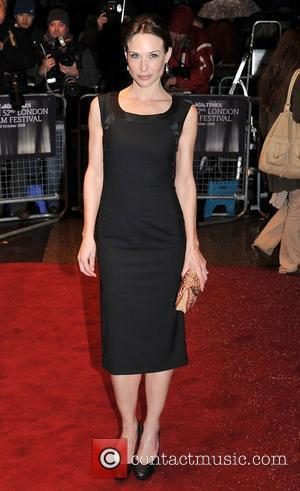 Claire Forlani The Times BFI London Film Festival: New Town Killers - official screening held at the Odeon West End....