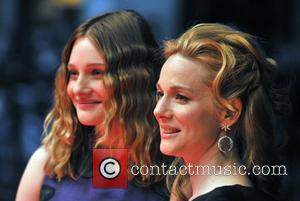Laura Linney and Romola Garai