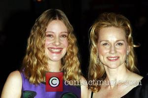 Romola Garai and Laura Linney
