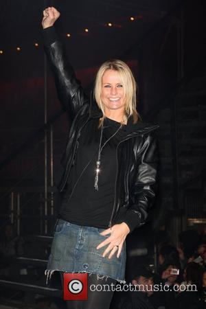 Ulrika Jonsson wins Celebrity Big Brother Borehamwood, England - 23.01.09