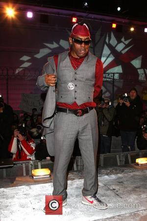 Coolio is the 8th person to be evicted from the Celebrity Big Brother house Borehamwood, England - 23.01.09
