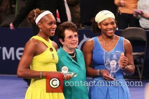 Venus Williams, Billie Jean King and Madison Square Garden
