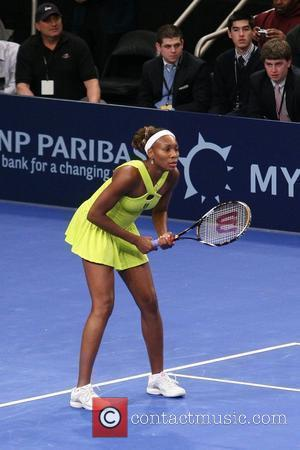 Venus Williams and Madison Square Garden