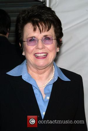 Billie Jean King Opening Night of 'Billy Elliot The Musical' on Broadway at the Imperial Theatre - arrivals New York...