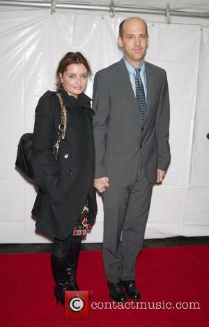 Anthony Edwards and his wife Jeanine Lobell Opening Night of 'Billy Elliot The Musical' on Broadway at the Imperial Theatre...