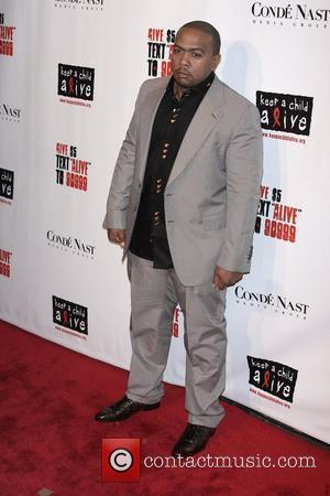 Timbaland Keep A Child Alive's 5th Annual Black Ball at Hammerstein Ballroom - arrivals New York City, USA - 13.11.08