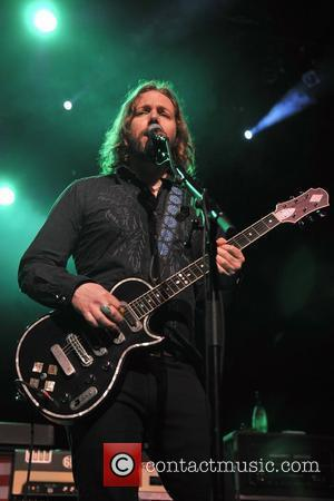 Black Crowes Announce A Year Off