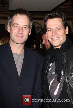 Jeremy Northam, Ioan Gruffudd 'Blood River' Premiere - After Party held at the Pig 'N Whistle Hollywood, California - 24.03.09