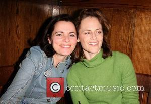 Sarah Clarke and Guest 'Blood River' Premiere - After Party held at the Pig 'N Whistle Hollywood, California - 24.03.09