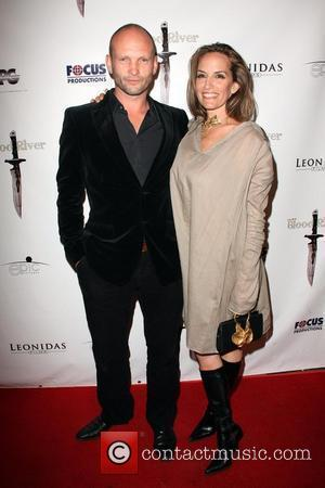 Andrew Howard and Sarah Essex The Los Angeles Premiere of 'Blood River' held at The Egyptian Theater - Arrivals Hollywood,...