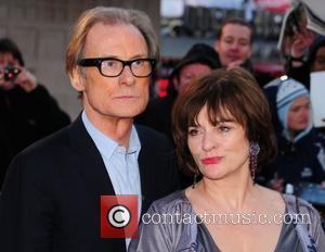 Bill Nighy and Diana Quick