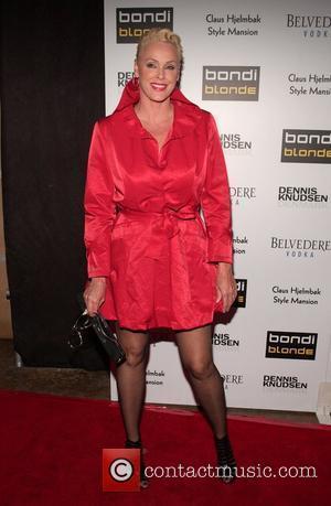 Brigitte Nielsen and Katy Perry