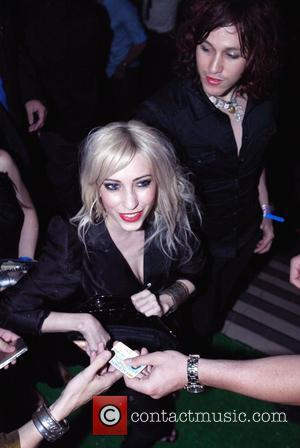The Veronicas being asked for proof of age The Bongo Virus launch party held at Piano Room - Arrivals...