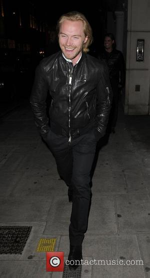Ronan Keating and Boyzone