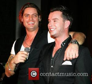 Keith Duffy, Duffy and Stephen Gately