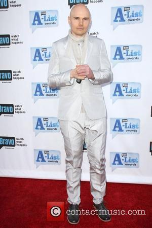 Billy Corgan Bravo's Second Annual 'The A-List Awards' held at the Orpheum Theatre - arrivals Los Angeles, Caifornia - 05.04.09