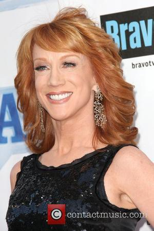 Kathy Griffin Bravo's Second Annual 'The A-List Awards' held at the Orpheum Theatre - arrivals Los Angeles, Caifornia - 05.04.09