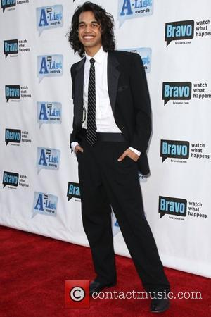 Sanjaya Malakar Bravo's Second Annual 'The A-List Awards' held at the Orpheum Theatre - arrivals Los Angeles, Caifornia - 05.04.09
