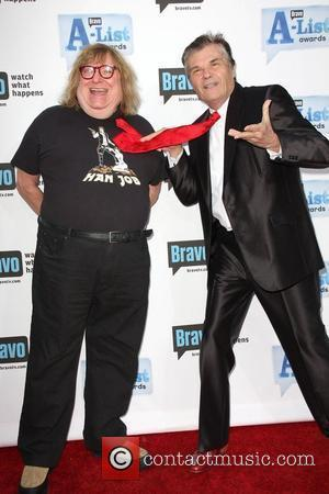 Bruce Vilanch, Fred Willard Bravo's Second Annual 'The A-List Awards' held at the Orpheum Theatre - arrivals Los Angeles, Caifornia...