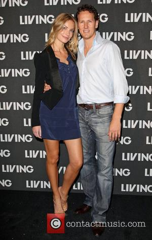 Brendan Cole has reportadly become engaged to his girlfriend Zoe Hobbs  Brendan Cole with his girlfriend Zoe Hobbs...