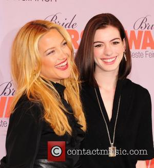 Kate Hudson and Anne Hathaway