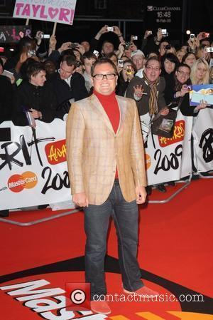 Alan Carr The 2009 BRIT Awards - Red Carpet Arrivals held at Earls Court London, England - 18.02.09