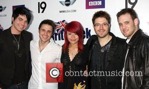 Adam Lambert, Kris Allen, Allison Iraheta, Danny Gokey and Matt Giraud