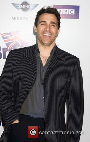 Adrian Paul  Champagne Launch of BritWeek 2009 at the Consul General's Official Residence  Los Angeles, California - 23.04.09