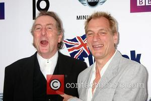 Eric Idle and Julian Sands Champagne Launch of BritWeek 2009 at the Consul General's Official Residence Los Angeles, California -...
