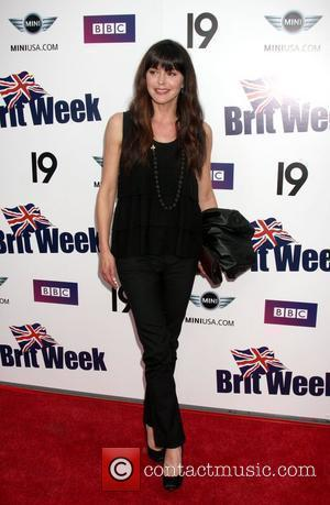 Jane Leeves Champagne Launch of BritWeek 2009 at the Consul General's Official Residence  Los Angeles, California - 23.04.09