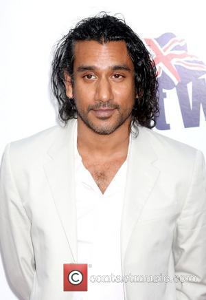 Naveen Andrews  Champagne Launch of BritWeek 2009 at the Consul General's Official Residence Los Angeles, California - 23.04.09