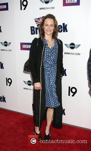 Sarah Clarke  Champagne Launch of BritWeek 2009 at the Consul General's Official Residence Los Angeles, California - 23.04.09