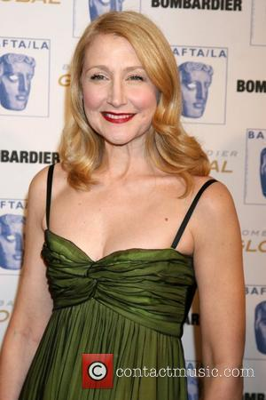 Patricia Clarkson 17th Annual BAFTA/LA Britannia Awards held at Hyatt Regency Century Plaza -Arrivals Los Angeles, California - 06.11.08