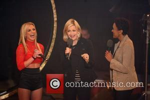 Reese Witherspoon, Diane Sawyer, Sean Preston and Taylor Swift