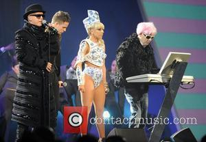 Pet Shop Boys and Brandon Flowers