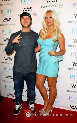 Brooke Hogan and Nick Hogan Brooke Hogan celebrates her 21st Birthday at Pure Nightclub inside Caesars Palace Resort Casino Las...