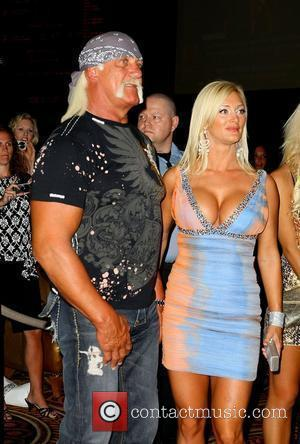Hulk Hogan and Jennifer McDaniel Brooke Hogan celebrates her 21st Birthday at Pure Nightclub inside Caesars Palace Resort Casino Las...