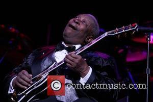 B.B. King performs at DAR Constitution Hall Washington DC, USA - 20.02.09
