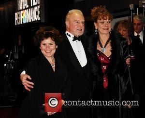 Imelda Staunton and Derek Jacobi