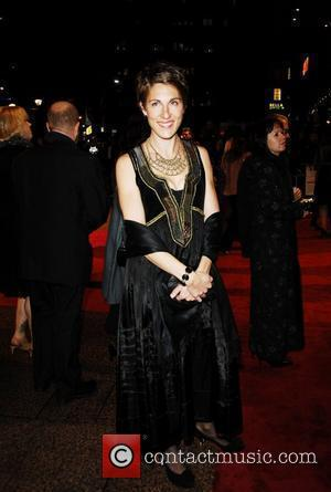 Tamsin Greig Cinema & Television Benevolent Fund Royal Film Performance 2008: A Bunch Of Amateurs, held at the Odeon Leicester...