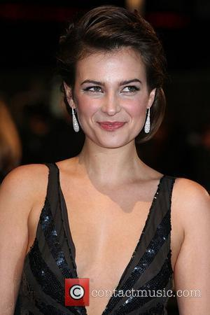 Camilla Arfwedson Cinema & Television Benevolent Fund Royal Film Performance 2008: A Bunch Of Amateurs, held at the Odeon Leicester...