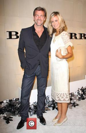 Ray Stevenson and Lady Victoria Hervey Christopher Bailey and Mario Testino Burberry Beverly Hills Store Re-Opening - Arrivals Beverly Hills,...