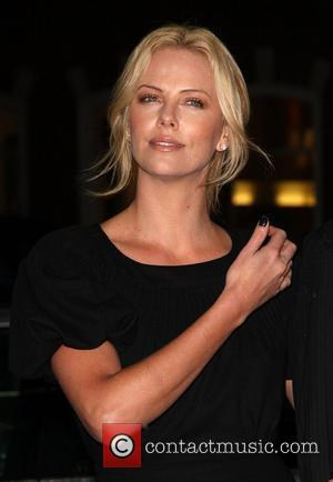 charlize theron gay
